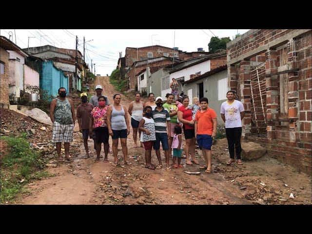 MORADORES DO BAIRRO FRANCISCO CORDEIRO COBRAM SANEAMENTO BÁSICO EM ITAMBÉ