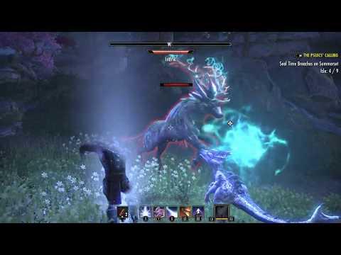 Elder Scrolls Online Summerset Find Fifth Time Breach Northeast Summerset |