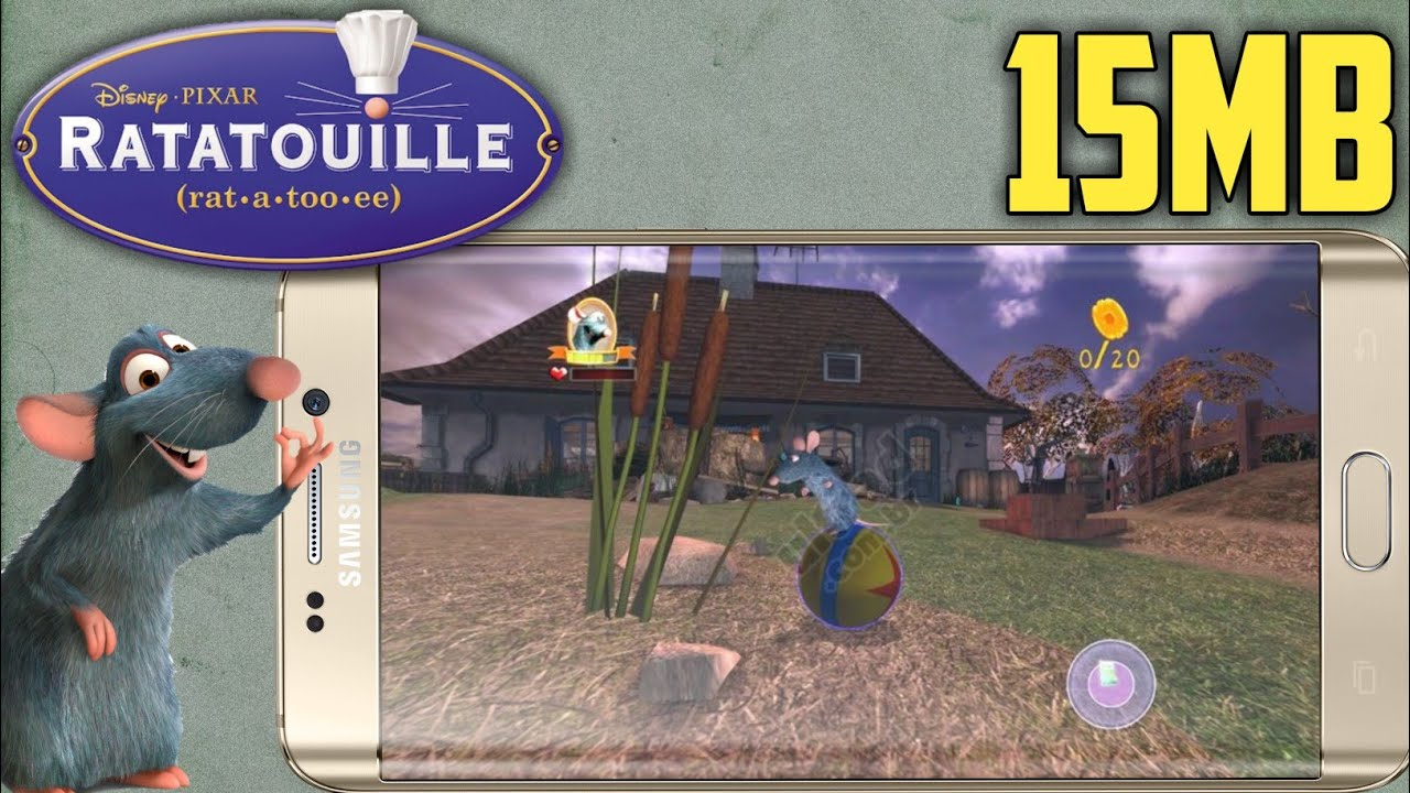 PS2 DOWNLOAD GRÁTIS RATATOUILLE