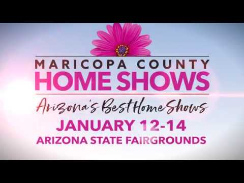 Maricopa County Home Garden Show January 2018 30 Youtube