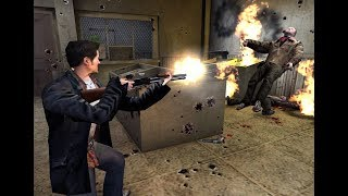 MAX PAYNE  2001 (Part 9) Computer games, PC games, old Top games
