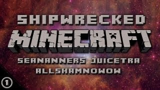 Minecraft: Shipwrecked - Part One