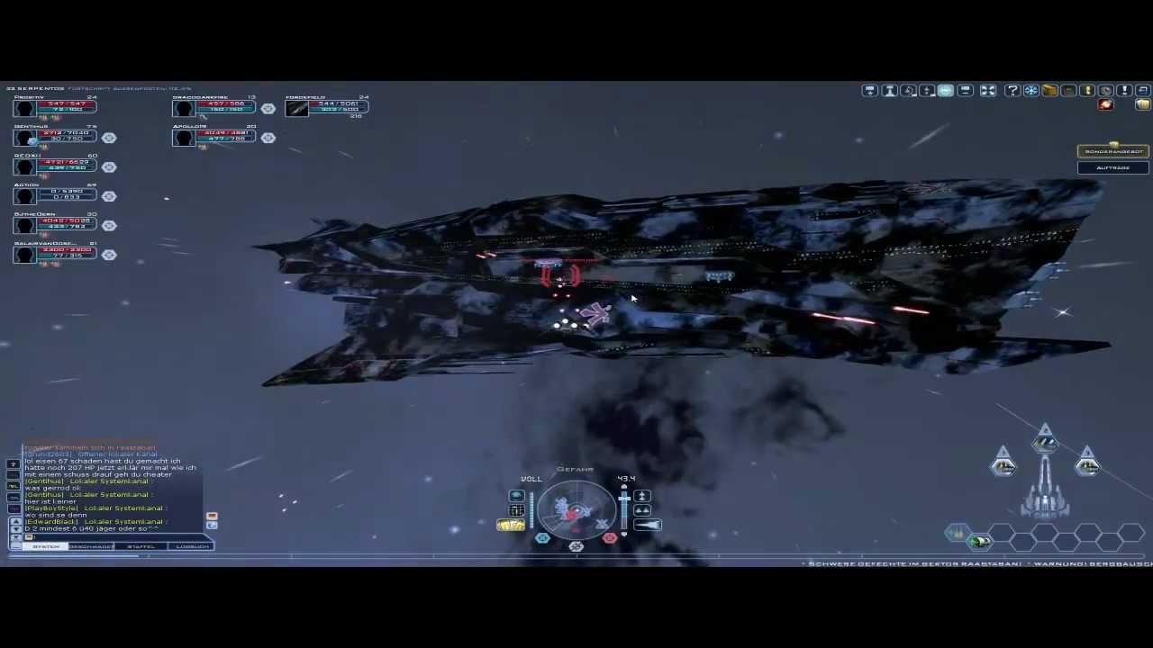 Battlestar Galactica Online Test