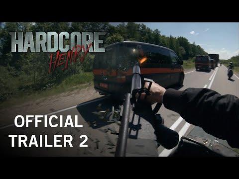 Hardcore Henry trailers
