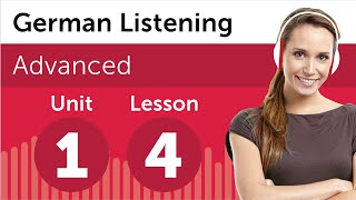 German Listening Practice - Reserving Tickets To A Play In German