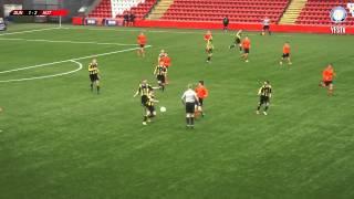 YFS TV MOTD: Dundee United SC vs Hutchison Vale U15