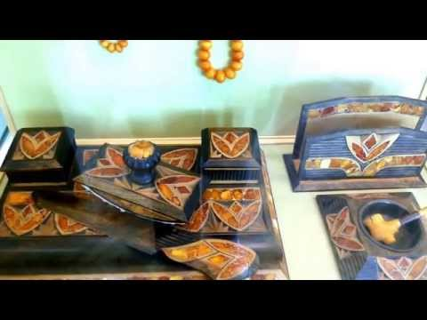 Amber museum in Palanga Музей янтаря в Паланга