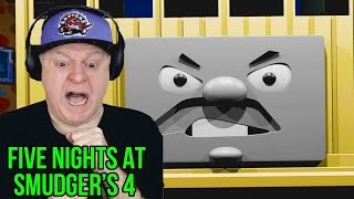 A BOAT KILLED ME???   FIVE NIGHTS AT SMUDGER'S 4 - NIGHT 6