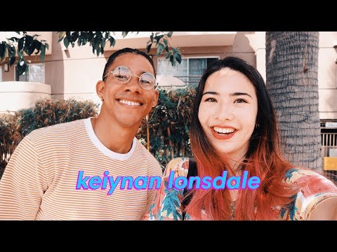KEIYNAN LONSDALE  coming out, Love Simon, anxiety, music, mixed race