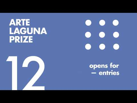 Discover the NEW edition of the Arte Laguna Prize
