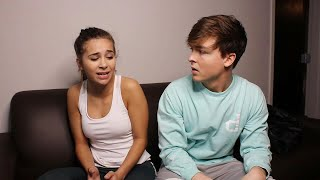 Girlfriend Reacts to Horrible Assumptions about Us
