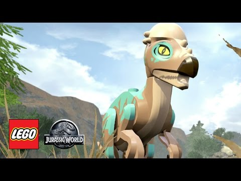LEGO Jurassic World: The Video Game - Pachycephalosaurus