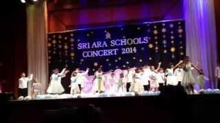 Let it Go by Sri Ara Schools Students