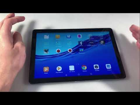 Обзор Huawei MediaPad M5 Lite (BAH2-L09)