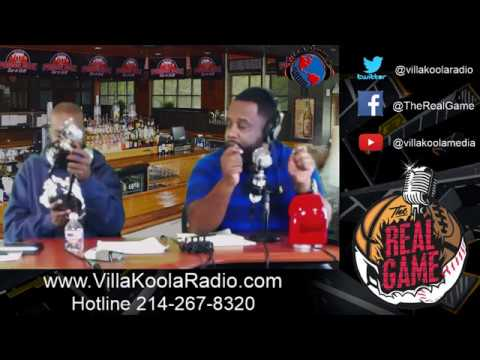THE REAL GAME Sport Talk Radio - Ep. 40