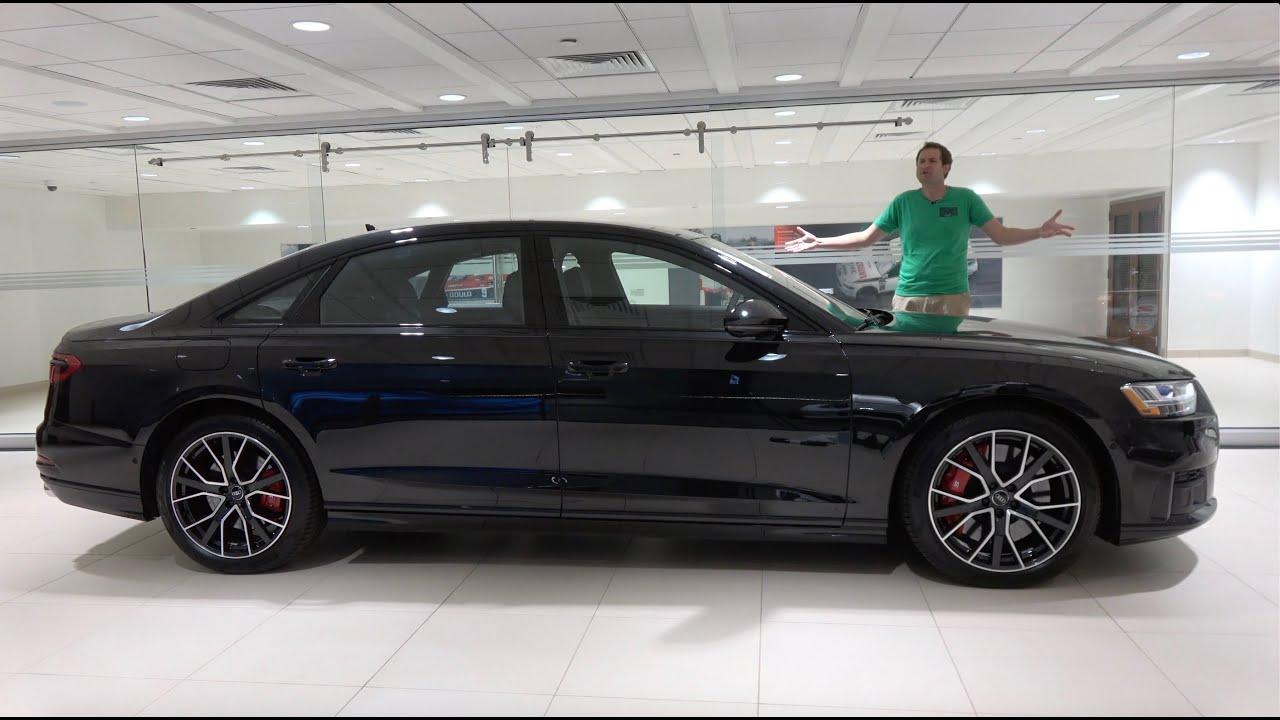 Download The 2020 Audi S8 Is Audi's Ultra-Fast Flagship Sedan