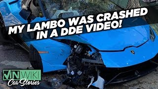 VINwiki confirmed the crashed Performante in the DDE video was my car!