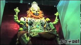 108 Divya Desam Perumal at Madurai - Dinamalar Sep 27th 2013 News in Video