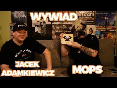 WYWIAD: Jacek Adamkiewicz x MOPS / Alfabet Mopsa