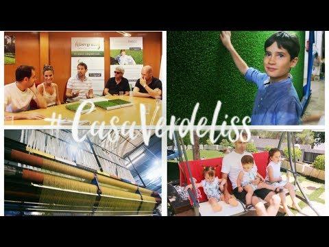 Todo sobre el c sped artificial visita a la f brica de albergrass casaverdeliss ep 5 youtube - Fabrica cesped artificial ...