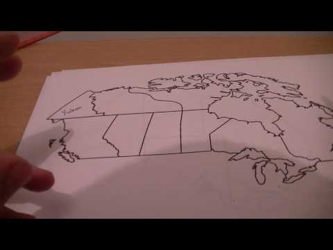 Australian States and Canadian Provinces (Learn With Kev!)