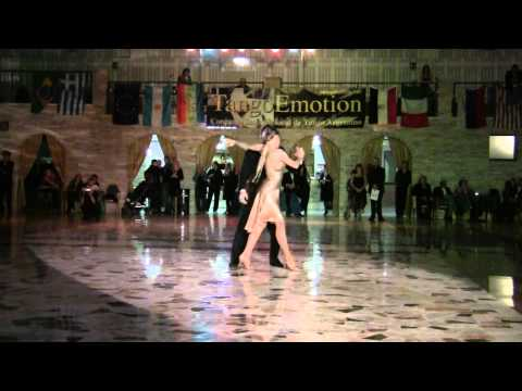 Laszlo Budai e Andrea Pirity-from tango to the world 2010