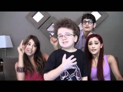 I Want You BackWith Me and Ariana Grande, Daniella Monet & Matt Bennett of Victorious
