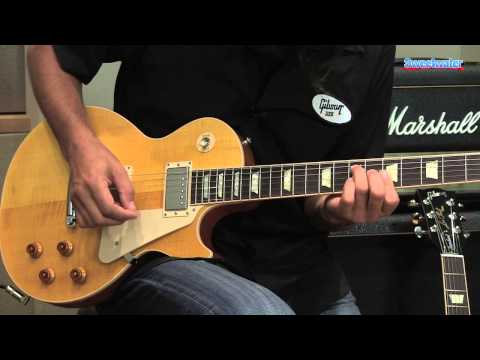 Gibson Les Paul Standard 2013 Electric Guitar Demo - Sweetwater Sound