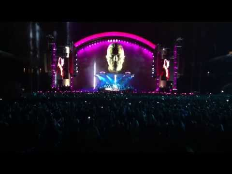 Robbie Williams Live at Stavanger Stadion : 25.08.2013 - Take the Crown