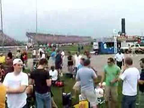 Short 2007 Indy 500 clip