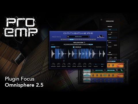 Plugin Focus - Omnisphere 2.5