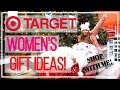 AFFORDABLE WOMEN'S GIFT IDEAS! TARGET SHOP W/ ME!!!!!!