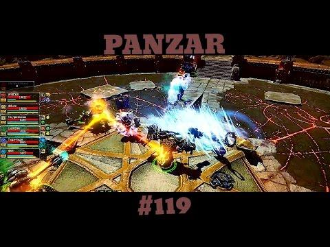 видео: panzar - пытаемся тащить за танка, если бы не ливеры:)#119