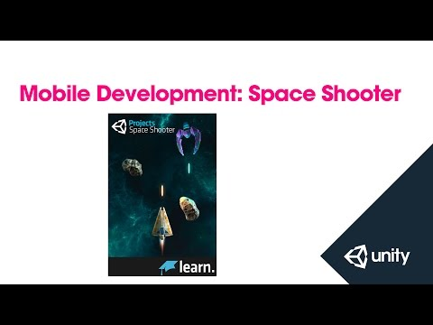 Live Training 8th December 2014 - Mobile Development: Space Shooter To Mobile