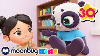 Teacher Says Song - Fun With Friends at School | Little Baby Bum | Baby Songs | Nursery Rhymes