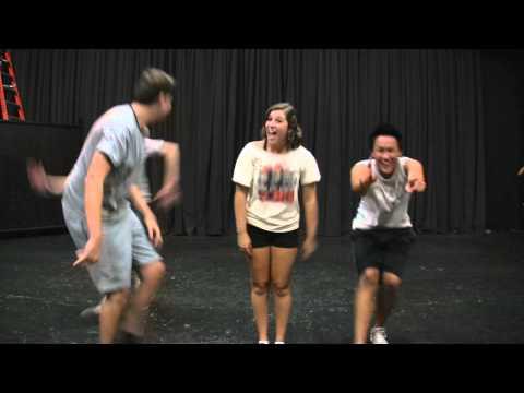 The CYT Theme Choreography