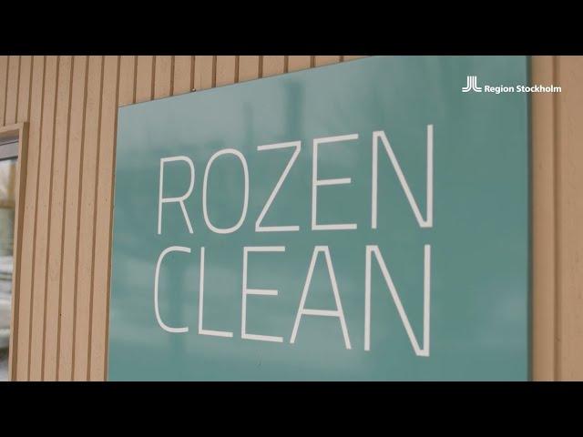 Region Stockholm intervjuar Rozen Cleans ägare