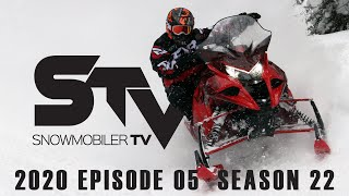 Snowmobiler TV 2020 - Episode 5