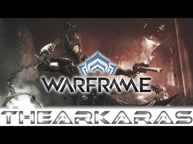 [PC] Just Another Warframe Farming Stream | !giveaway 1x400 plat