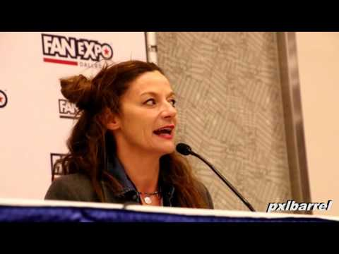Expo Dallas  Michelle Gomez: What's the weirdest thing a  has done to you?