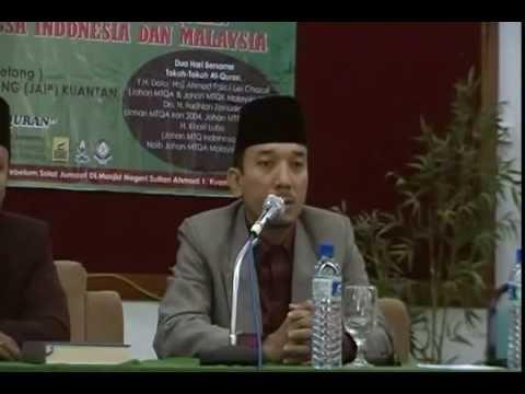 Zaiyyinul Quran|Drs. H. Fadhlan Zainuddin