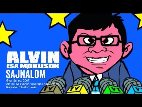 ALVIN ÉS A MÓKUSOK • SAJNÁLOM • OFFICIAL VIDEO • 2007