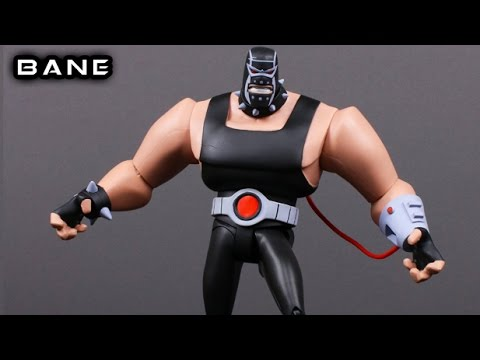 DC Collectibles BANE Figure Review