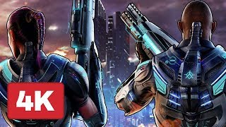 Crackdown 3: Single-Player Gameplay Footage & Details (4K) - IGN First