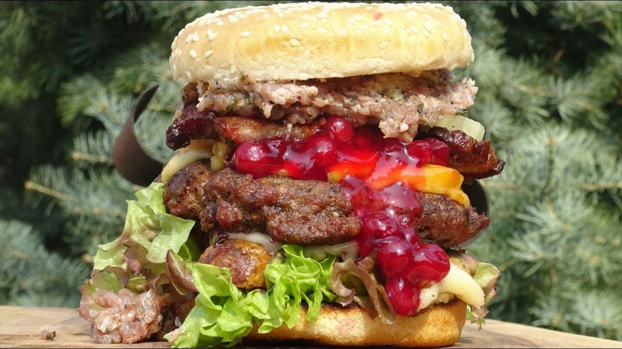 The Polish Burger Kuchniakwasiora