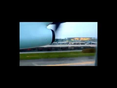 Air Canada 8313 Full Flight Kelowna To Vancouver