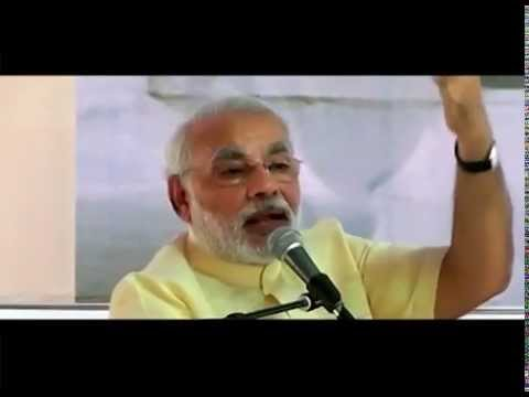 Shri Narendra Modi speaks on karma Yoga real story