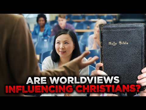 SHOCKING STUDY! With Today's Christians & WORLDVIEW II VFNtv II