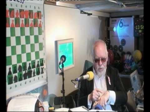 Sir Peter Blake interviewed at Glastonbury 2010 on BBC 6 Music