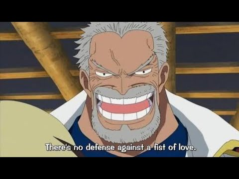 One Piece - Vice Admiral Garp Revealed As Luffy's Grandfather